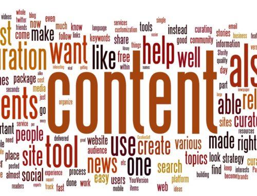Nutrire i propri clienti con il Content Curation