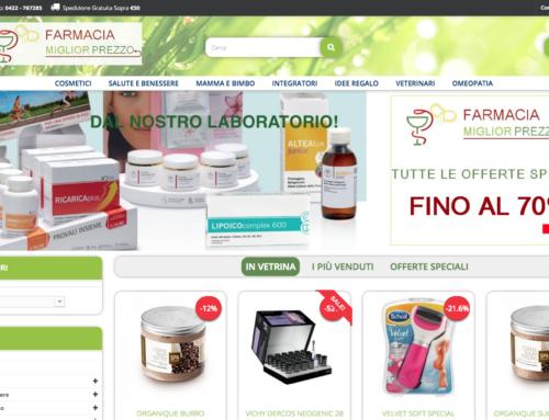 e-Commerce Farmacia Migliorprezzo