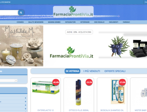 e-Commerce Farmaciaprontivia