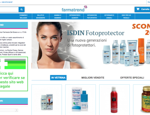 e-Commerce Farmatrend